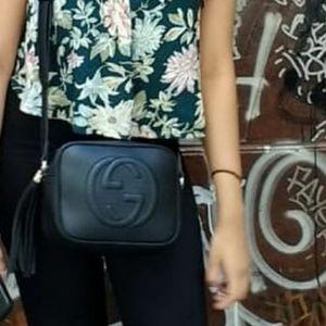 Handbags - Camera Soho Bag